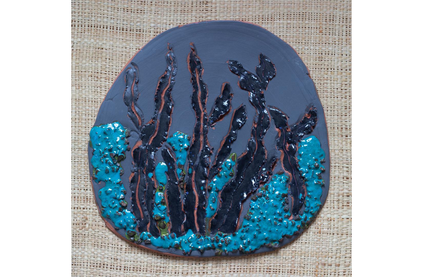 Ceramic, Clay, Glaze, Plate, Peridot